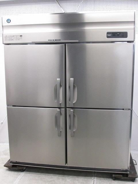 ホシザキ 縦型冷凍庫 HF-150A3-ML 2018年製買取しました!