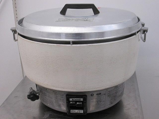 リンナイ ガス炊飯器 RR-40S1 プロパンガス 2011年製買取しました!