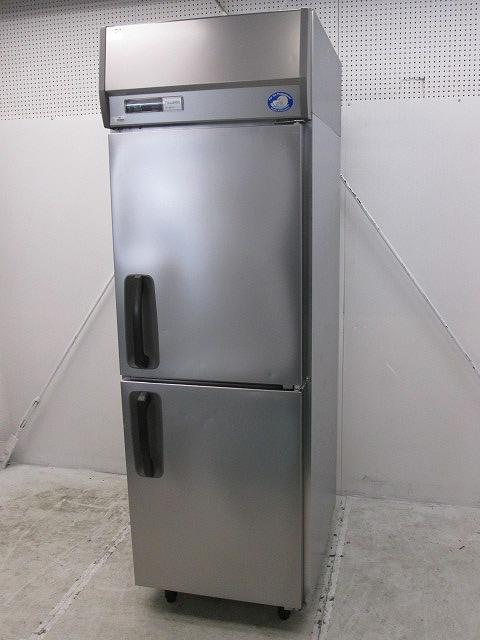 パナソニック 縦型冷凍庫 SRF-J681VA 2013年製買取しました!