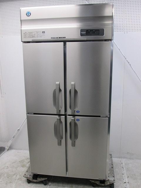ホシザキ 縦型冷凍冷蔵庫 HRF-90AFT3 2018年製買取しました!