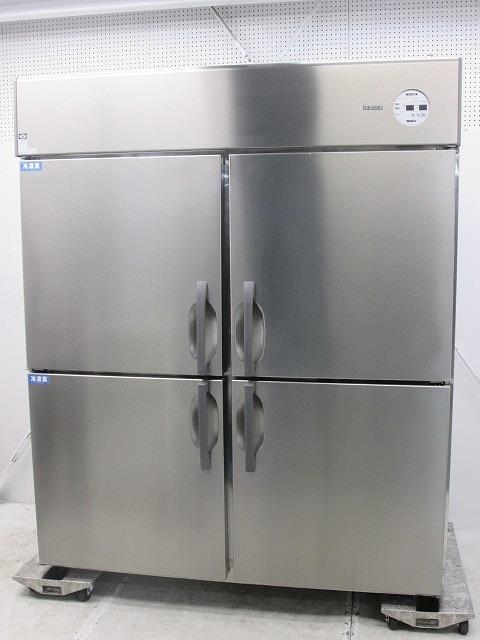 大和冷機 縦型冷凍冷蔵庫 521S2-4-EC 2018年製買取しました!