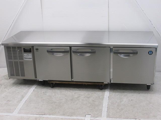 ホシザキ 低冷蔵コールドテーブル RL-180SNC 2017年製買取しました!