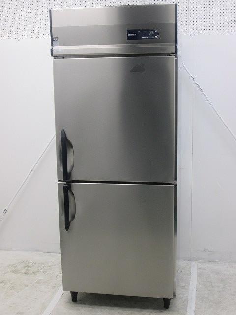 大和冷機 縦型冷凍庫 213YSS-EC 2013年製買取しました!