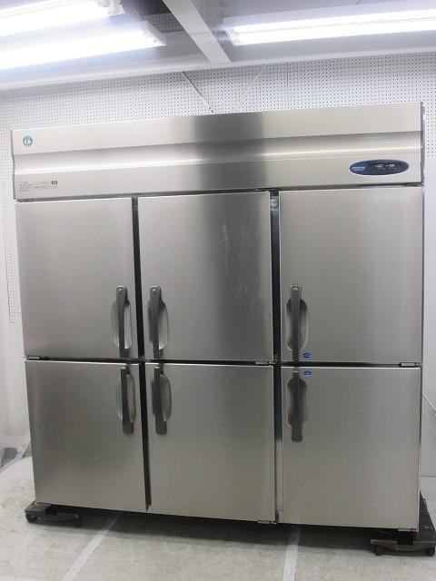 ホシザキ 縦型冷凍冷蔵庫 HRF-180ZF3-TH 2012年製買取しました!