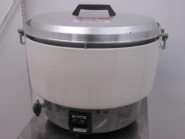 リンナイ ガス炊飯器 RR-50S1 プロパンガス 2012年製買取しました!