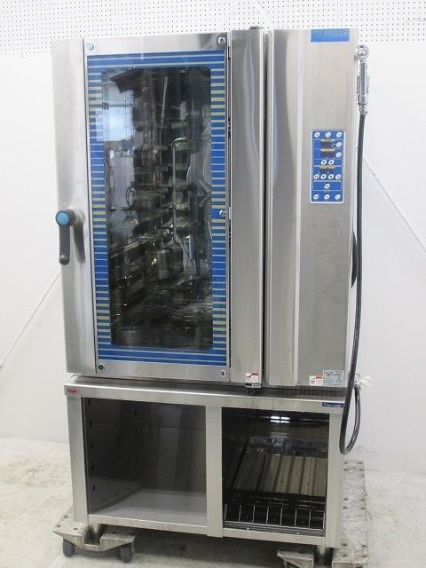 フジサワマルゼン ベーカリーコンベクションオーブン MBCO-10CL-B 2016年製 架台付き買取しました!