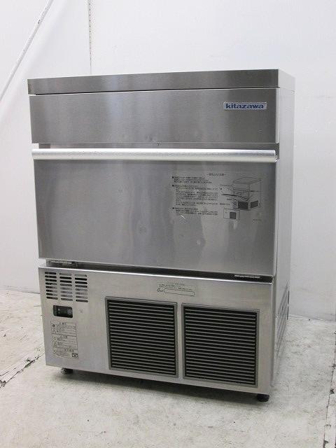フクシマガリレイ 45�s製氷機 FIC-45KV1 2012年製買取しました!