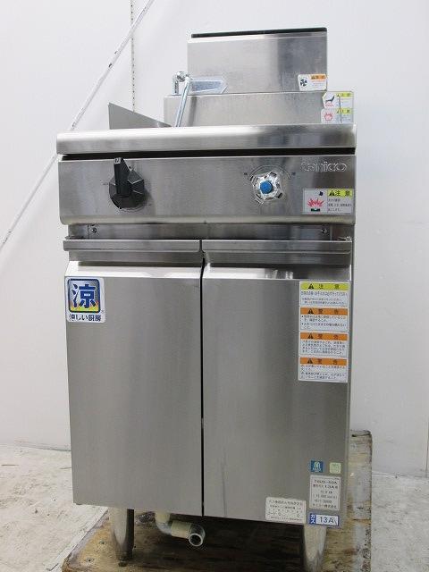 タニコー ガスゆで麺器 TGUS-50A 都市ガス 2016年製買取しました!