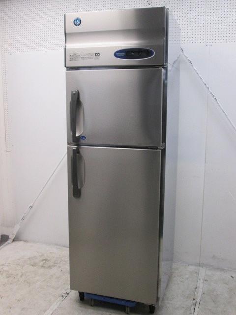 ホシザキ 縦型冷凍冷蔵庫 HRF-63ZT 2018年製買取しました!