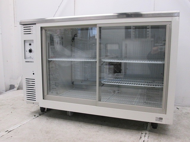 パナソニック テーブル形冷蔵ショーケース SMR-V1261 2018年製買取しました!