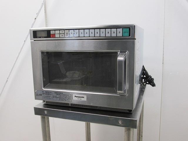 パナソニック 業務用電子レンジ NE-1801 2014年製買取しました!