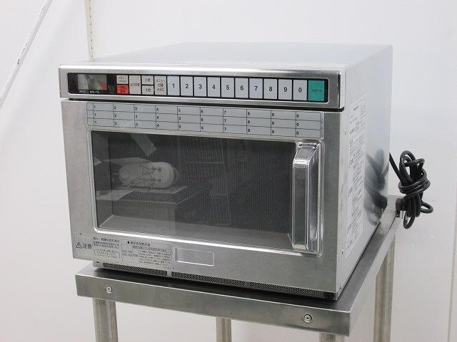 パナソニック 業務用電子レンジ NE-1801TA 2014年製買取しました!