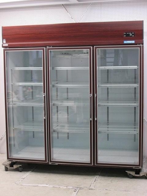 大和冷機 リーチイン冷蔵ショーケース 613KP-EC 2012年製買取しました!