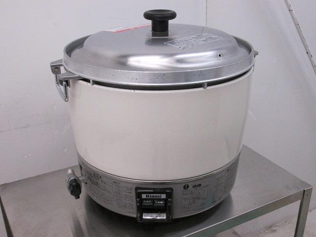 リンナイ ガス炊飯器 RR-30S1-F 都市ガス 2015年製買取しました!
