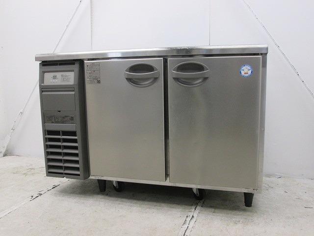 フクシマガリレイ 冷蔵コールドテーブル YRC-120RM2 2017年製買取しました!