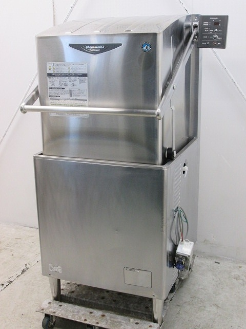 ホシザキ 食器洗浄機・ドアタイプ JWE-580UA(60Hz) 2013年製買取しました!