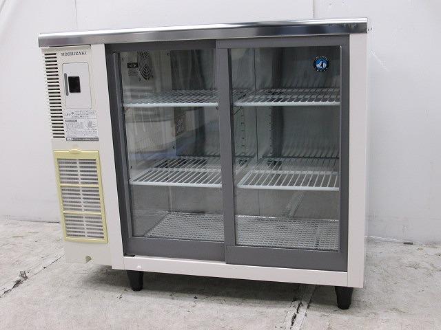 ホシザキ テーブル形冷蔵ショーケース RTS-90STB2 2016年製買取しました!