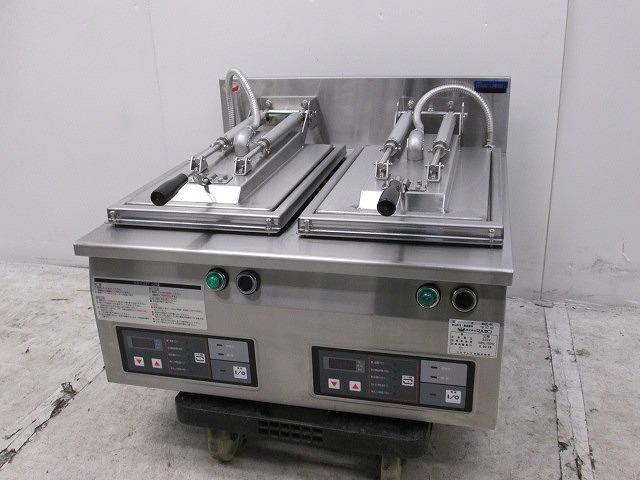 マルゼン 電気自動餃子焼き器 MAZE-44 2019年製買取しました!