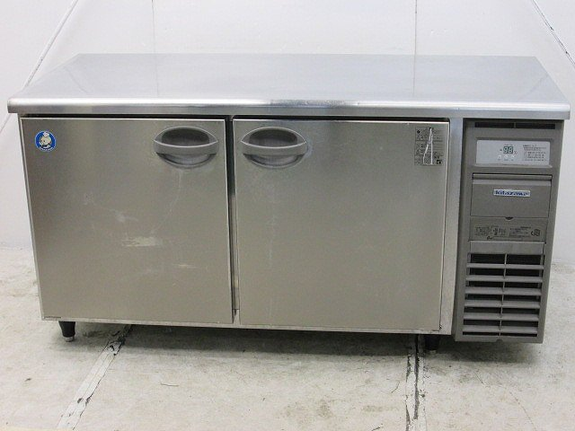 北沢産業 冷蔵コールドテーブル KYRC-150RM2-R 2018年製買取しました!