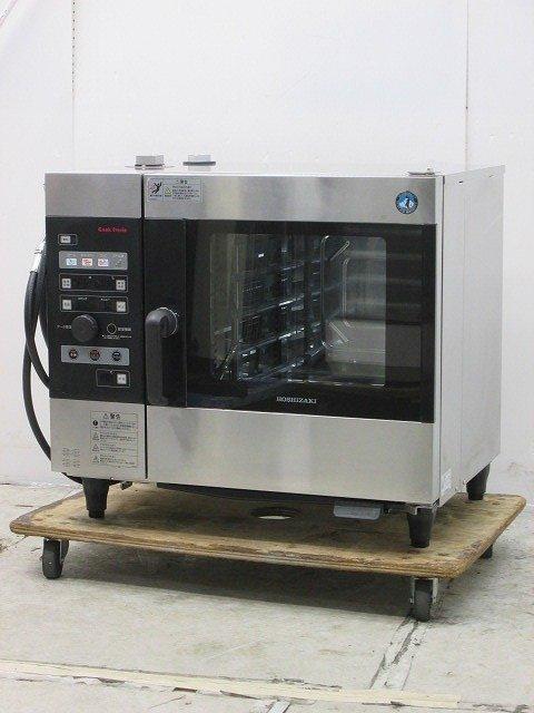 ホシザキ 電気スチームコンベクションオーブン MIC-5TB3 2016年製買取しました!
