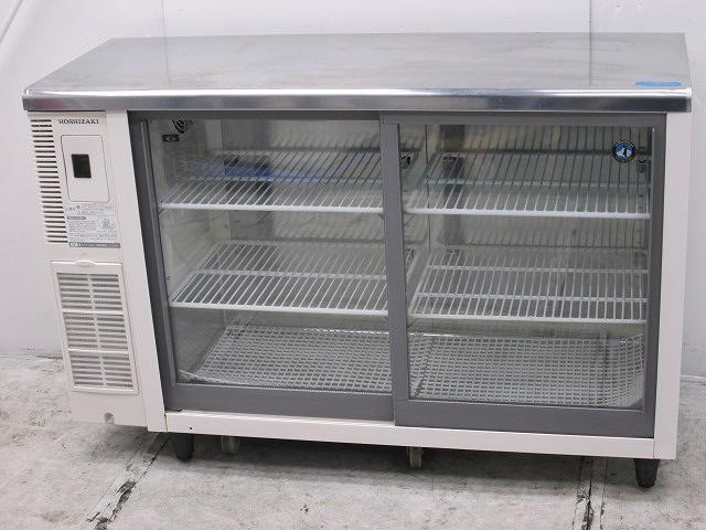 ホシザキ テーブル形冷蔵ショーケース RTS-120STB2 2015年製買取しました!