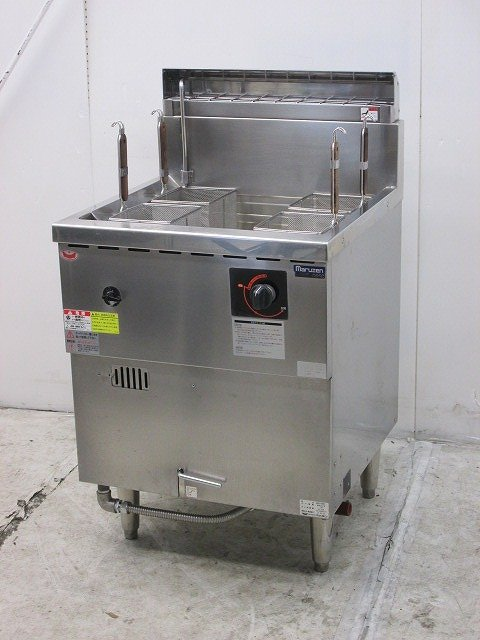 マルゼン ガス茹で麺機 MRF-066C 都市ガス 2016年製買取しました!
