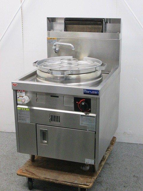 マルゼン ガスゆで麺機 MR-15M プロパンガス 2017年製買取しました!