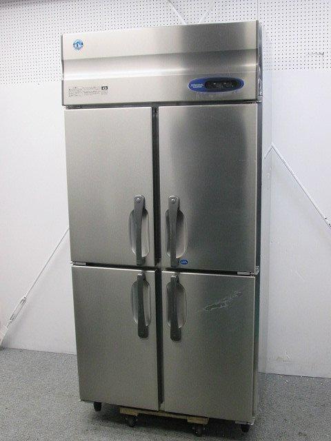 ホシザキ 縦型冷凍冷蔵庫 HRF-90ZT3 2014年製買取しました!