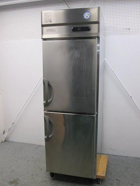 フクシマガリレイ 縦型冷凍庫 URD-062FM6 2017年製買取しました!