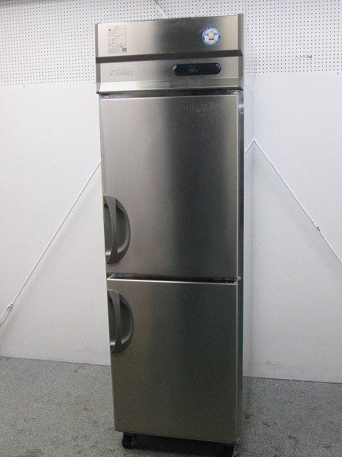 フクシマガリレイ 縦型冷蔵庫 URD-060RM6 2018年製買取しました!