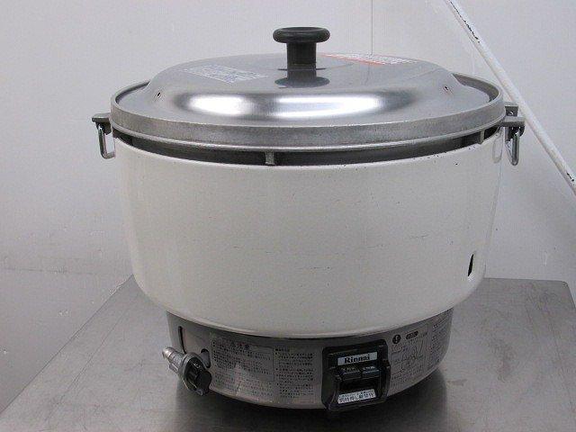 リンナイ ガス炊飯器 RR-50S1 都市ガス 2016年製