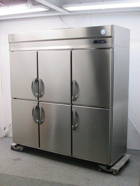 フクシマガリレイ 縦型冷蔵庫 URN-180RM6 2014年製買取しました!