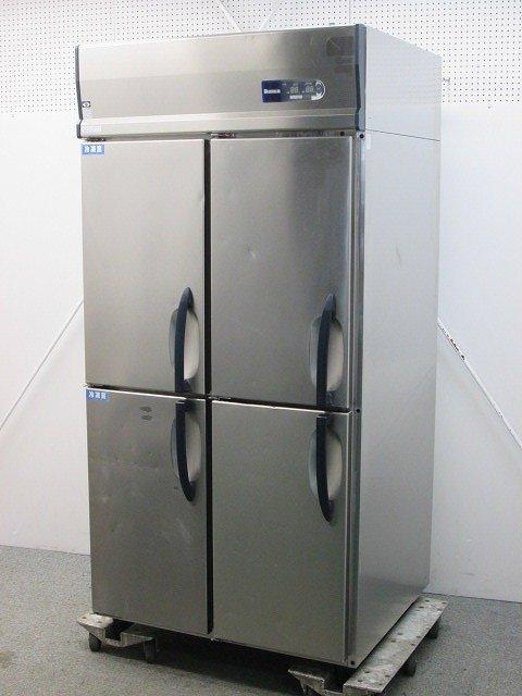 大和冷機 縦型冷凍冷蔵庫 311S2-EC 2016年製買取しました!