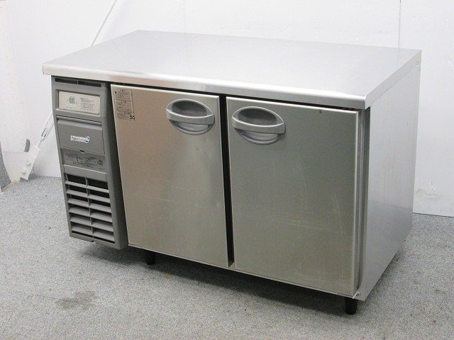 フクシマガリレイ 冷凍コールドテーブル YRC-122FE1-F 2013年製買取しました!
