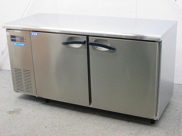 大和冷機 冷凍冷蔵コールドテーブル 5161S-A 2018年製買取しました!