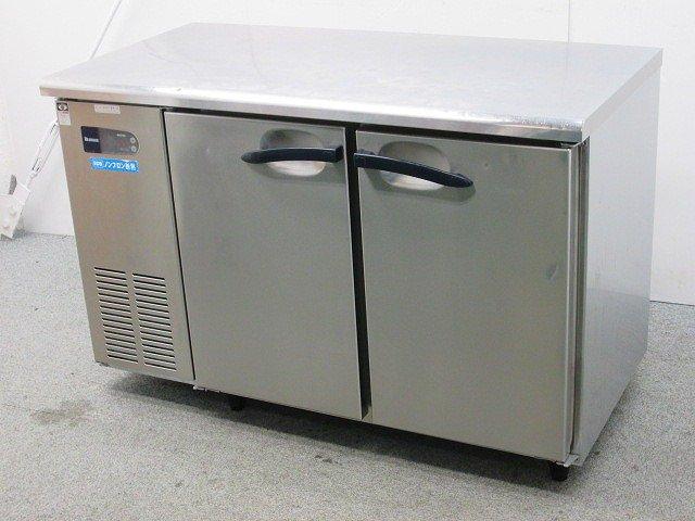 大和冷機 冷凍コールドテーブル 4061SS-A 2014年製買取しました!