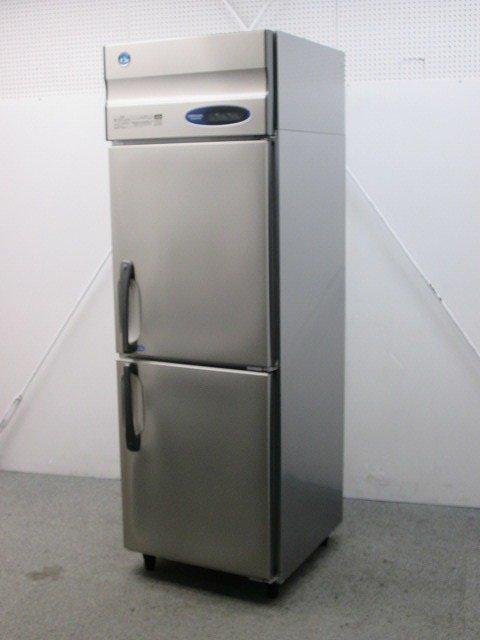 ホシザキ 縦型冷凍冷蔵庫 HRF-63ZT-ED 2014年製買取しました!
