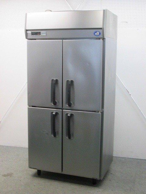 パナソニック 縦型冷凍庫 SRF-K961S 2014年製買取しました!