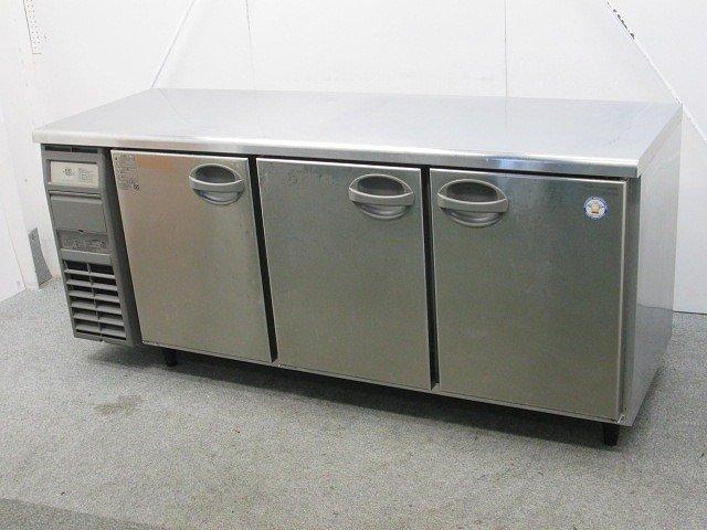 フクシマガリレイ 冷蔵コールドテーブル YRC-180RE2-F 2015年製買取しました!