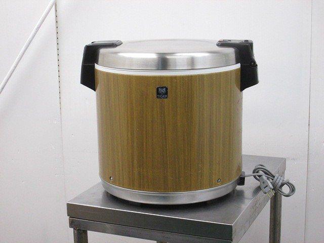 タイガー 電子保温ジャー JHC-9000 2012年製買取しました!