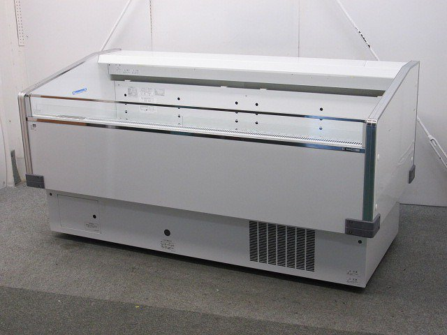 サンデン 平型オープン冷蔵ショーケース PHO-R6GZ-D 2019年製買取しました!