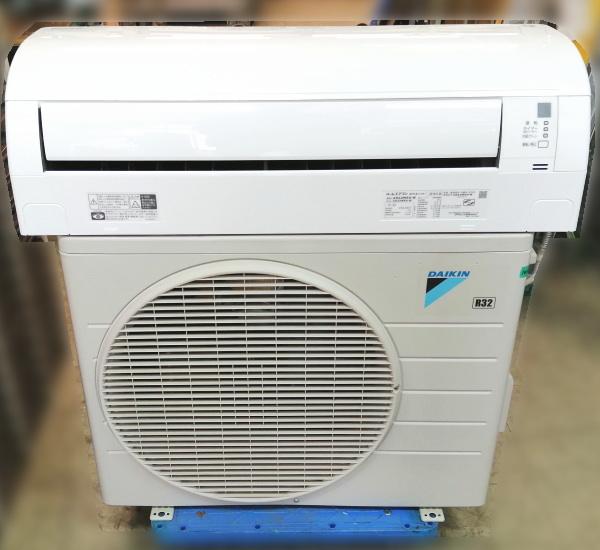 ダイキン DAIKIN  6畳用エアコン買取しました!