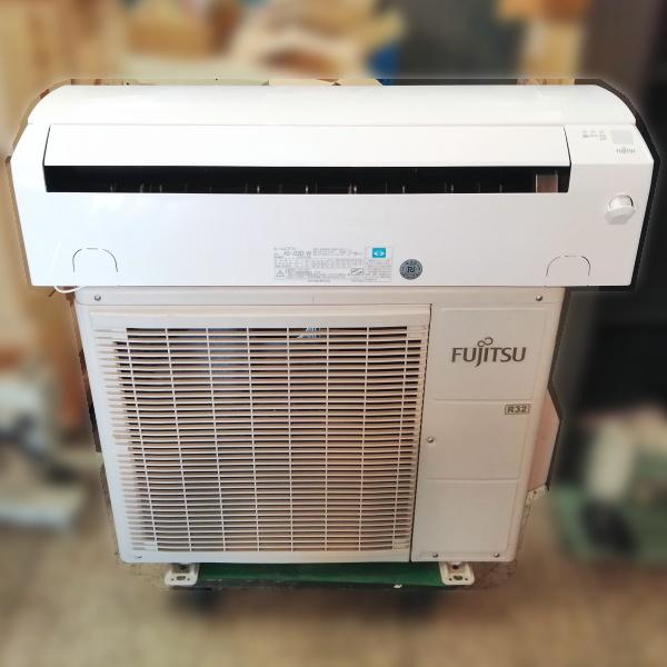 富士通 6畳用エアコン買取しました!