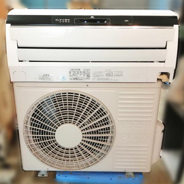 日立 HITACHI  12畳用エアコン 単相100V買取しました!