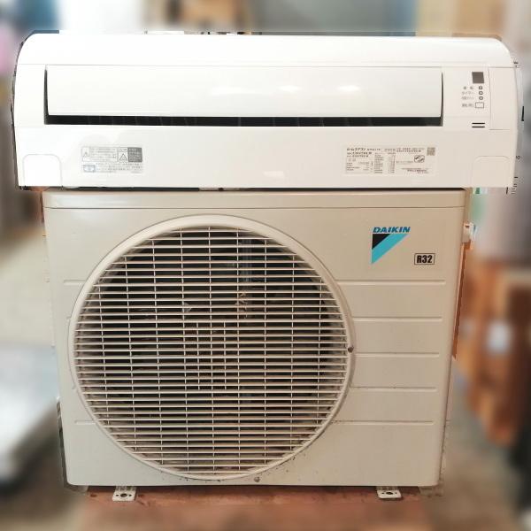 ダイキン DAIKIN  12畳用エアコン 単相100V買取しました!