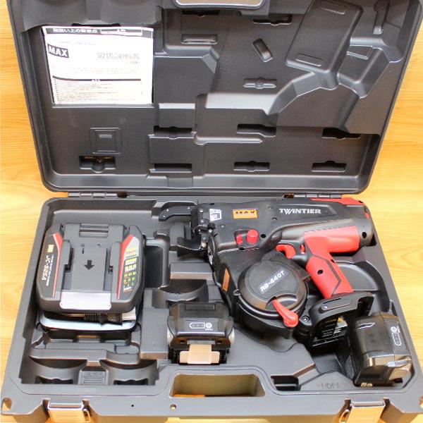 マックス/MAX  リバータイア 鉄筋結束機  RB-440T-B2CA/1440A