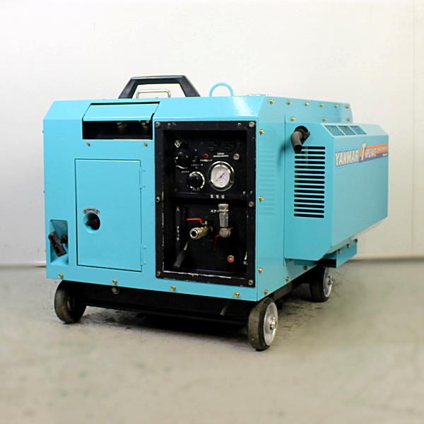 ヤンマー YANMAR  ガソリンエンジン発電機・溶接・コンプレッサー トリプルメイト 買取しました!