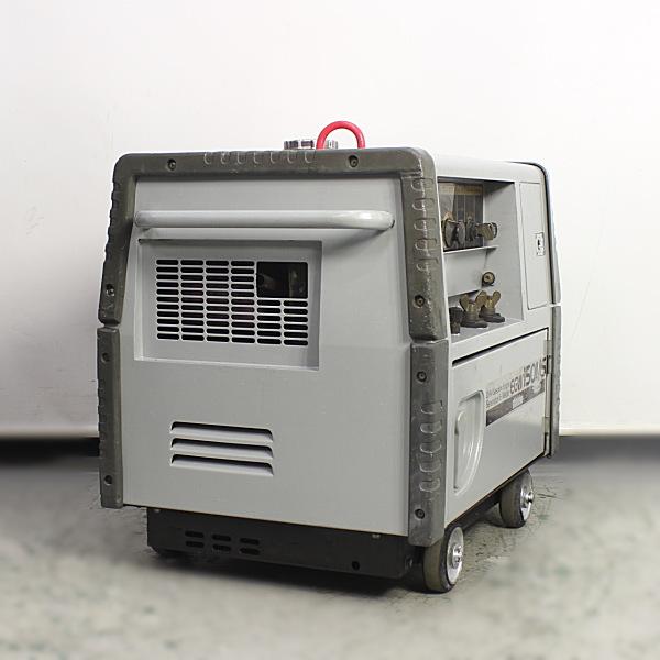 新ダイワ shindaiwa やまびこ  防音型エンジン発電機兼溶接機 エンジンウェルダー 買取しました!