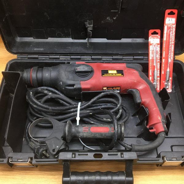 マックス/MAX 交流式ハンマドリル Φ26mm買取しました!