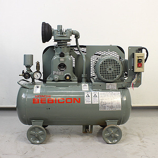 日立/HITACHI  1馬力給油式レシプロコンプレッサー 60Hz買取しました!